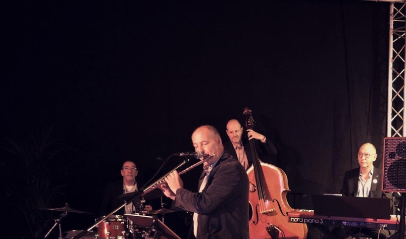 Frank De Wolf Kwartet 1